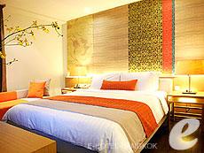 バンコク サイアム・プラトゥーナムのホテル : パトゥムワン プリンセス ホテル(Pathumwan Princess Hotel)のお部屋「デラックスガーデンスイート」