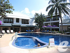 Patong Bay Garden Resort, USD 50-100, Phuket