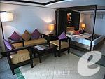 プーケット ビーチフロントのホテル : パトン ベイ ガーデン リゾート(Patong Bay Garden Resort)のジュニア スイートルームの設備 Room View