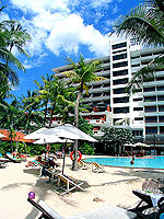 Swimming Pool : Patong Beach Hotel, Patong Beach, Phuket