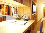 プーケット パトンビーチのホテル : パトン ビーチ ホテル(Patong Beach Hotel)のスーペリア(シングル)ルームの設備 Bath Room
