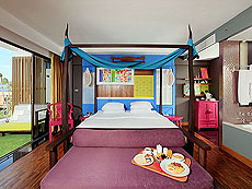 Sunset Suite : Patong Beach Hotel, Family & Group, Phuket