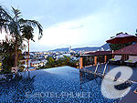 Swimming Pool : Patong Cottage Resort, Ocean View Room, Phuket