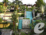 Exterior : Patong Cottage Resort, Ocean View Room, Phuket