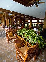 プーケット フィットネスありのホテル : パトン メルリン ホテル 「Lobby」