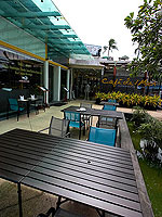 Cafe Del Mar / Patong Merlin Hotel, หาดป่าตอง