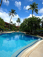 Swimming Pool : Patong Merlin Hotel, Kids Room, Phuket