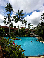 Swimming PoolPatong Merlin Hotel