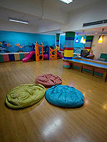 Kids Room : Patong Merlin Hotel, Kids Room, Phuket