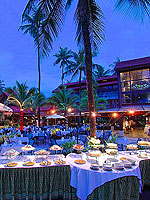 Restaurant / Patong Merlin Hotel, หาดป่าตอง
