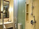 プーケット パトンビーチのホテル : パトン メルリン ホテル(Patong Merlin Hotel)のデラックス(シングル)ルームの設備 Balcony