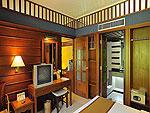 プーケット パトンビーチのホテル : パトン メルリン ホテル(Patong Merlin Hotel)のジュニア スイートルームの設備 Room View