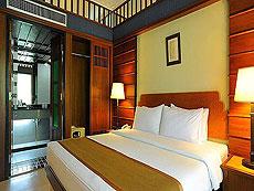 プーケット パトンビーチのホテル : パトン メルリン ホテル(1)のお部屋「ジュニア スイート」