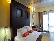 プーケット パトンビーチのホテル : パトン メルリン ホテル(1)のお部屋「エグジクティブ スイート」