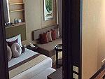 プーケット パトンビーチのホテル : パトン メルリン ホテル(Patong Merlin Hotel)のプレジデンタル スイートルームの設備 Bed Room