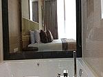 プーケット パトンビーチのホテル : パトン メルリン ホテル(Patong Merlin Hotel)のプレジデンタル スイートルームの設備 Bath Room