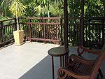 プーケット パトンビーチのホテル : パトン メルリン ホテル(Patong Merlin Hotel)のプレジデンタル スイートルームの設備 Balcony
