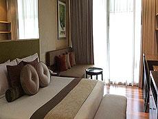 プーケット パトンビーチのホテル : パトン メルリン ホテル(1)のお部屋「プレジデンタル スイート」