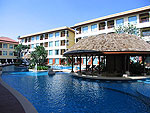 Swimming Pool : Patong Paragon Resort & Spa, Pool Access Room, Phuket