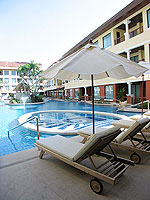 Swimming Pool : Patong Paragon Resort & Spa, Meeting Room, Phuket