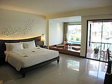 プーケット パトンビーチのホテル : パトン パラゴン リゾート&スパ(1)のお部屋「プールアクセス」
