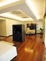 プーケット パトンビーチのホテル : パトン パラゴン リゾート&スパ(Patong Paragon Resort & Spa)のジュニア スイートルームの設備 Room View