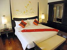 プーケット パトンビーチのホテル : パトン パラゴン リゾート&スパ(1)のお部屋「ジュニア スイート」