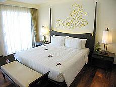 プーケット パトンビーチのホテル : パトン パラゴン リゾート&スパ(1)のお部屋「プレジデンシャル スイート」