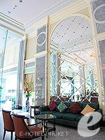 プーケット パトンビーチのホテル : パトン リゾート 「Lobby」