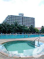 プーケット 会議室ありのホテル : パトン リゾート 「Jacuzzi」