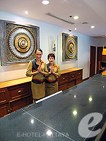 Reception : AVANI Pattaya Resort & Spa, Ocean View Room, Phuket