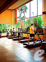 Fitness Gym : AVANI Pattaya Resort & Spa, Ocean View Room, Phuket