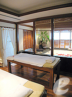 Spa Treatment Room : AVANI Pattaya Resort & Spa, Ocean View Room, Phuket