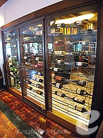 Wine Cellar : AVANI Pattaya Resort & Spa, Fitness Room, Phuket