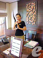 Business Center : AVANI Pattaya Resort & Spa, Ocean View Room, Phuket