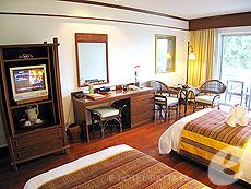 パタヤ サウスパタヤのホテル : アヴァニ パタヤ リゾート&スパ(1)のお部屋「デラックス ルーム」