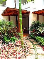 パタヤ サウスパタヤのホテル : アヴァニ パタヤ リゾート&スパ(AVANI Pattaya Resort & Spa)のテラス スイートルームの設備 Entrance