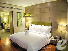 パタヤ サウスパタヤのホテル : アヴァニ パタヤ リゾート&スパ(1)のお部屋「テラス スイート」