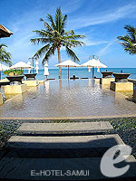 View / Pavilion Samui Villas & Resort, หาดละไม