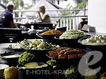 Breakfast Buffet : Peace Laguna Resort & Spa, Ao Nang Beach, Phuket