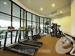 Fitness : Peace Laguna Resort & Spa, Ao Nang Beach, Phuket