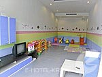 Kids Room : Peace Laguna Resort & Spa, Ao Nang Beach, Phuket