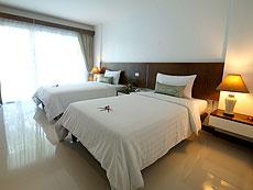 クラビ カップル&ハネムーンのホテル : ピース ラグーナ リゾート(1)のお部屋「スタンダード」