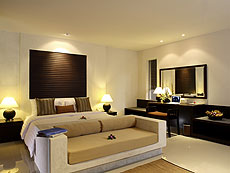 クラビ カップル&ハネムーンのホテル : ピース ラグーナ リゾート(1)のお部屋「スーペリア」