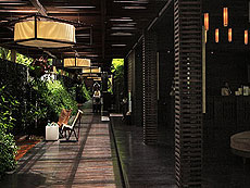 Lobby : Peace Resort, Bophut Beach, Phuket