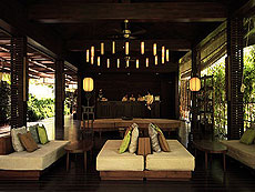Reception : Peace Resort, Serviced Villa, Phuket