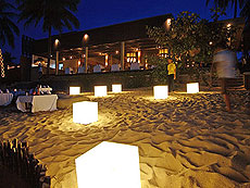 Beachside Bar : Peace Resort, Serviced Villa, Phuket