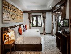 サムイ島 ボプットビーチのホテル : ピース リゾート(1)のお部屋「2ベッドルーム シーブリーズ プール ヴィラ」