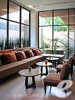 Lobby / Peach Blossom Resort, หาดกะตะ