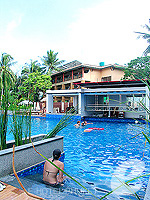 Swimming Pool : Peach Blossom Resort, Pool Villa, Phuket